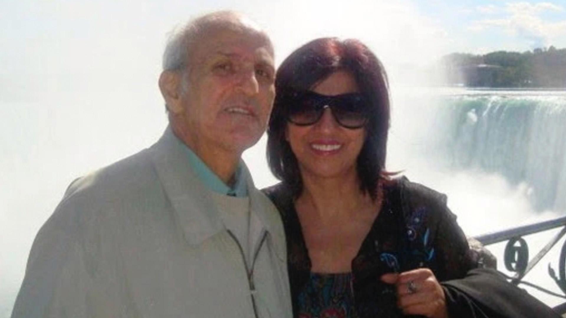 Mansoor and Nahid Lahiji (Courtesy photo)